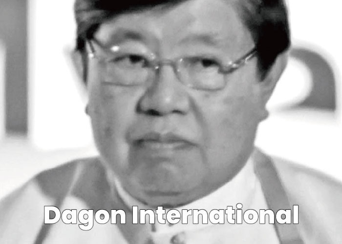 Win Aung - Dagon International