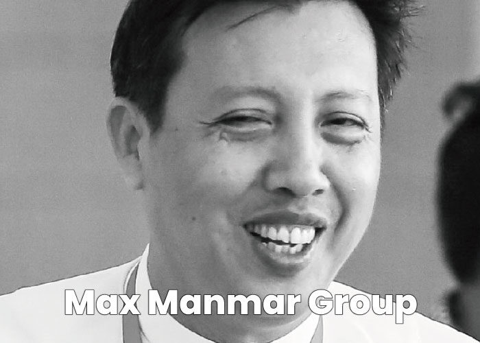Zaw Zaw - Max Myanmar Group
