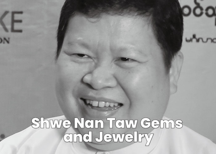 Dr.Aung Kyaw Win-Shwe Nan Taw Gems and Jewelry