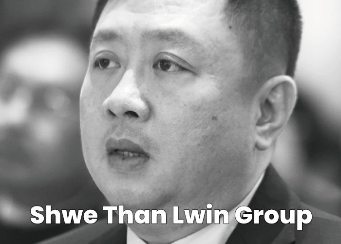 Kyaw Win - Shwe Than Lwin Group