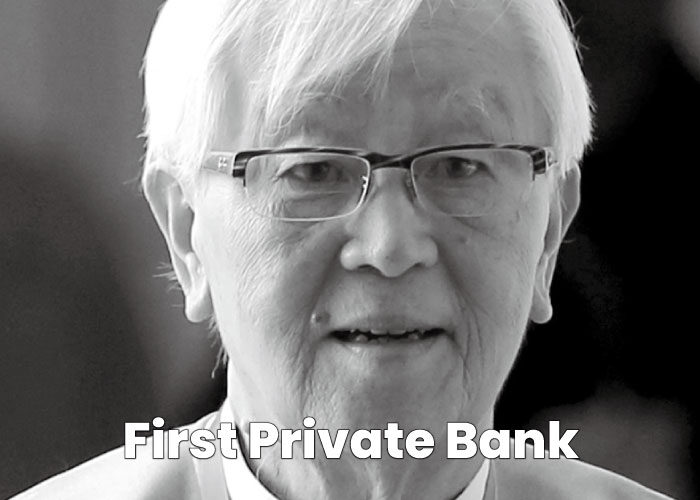 Dr. Sein Maung - First Private Bank