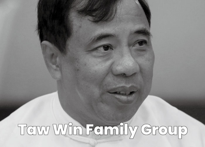 Ko Ko Htwe - Taw Win Family Group