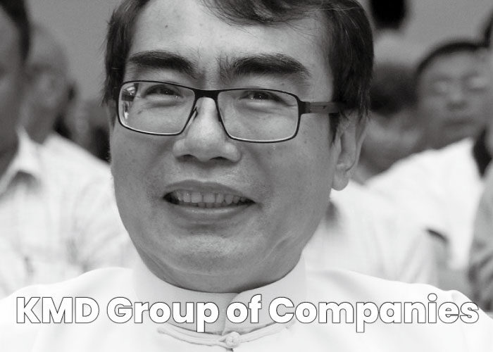 Thaung Tin - KMD Group of Companies