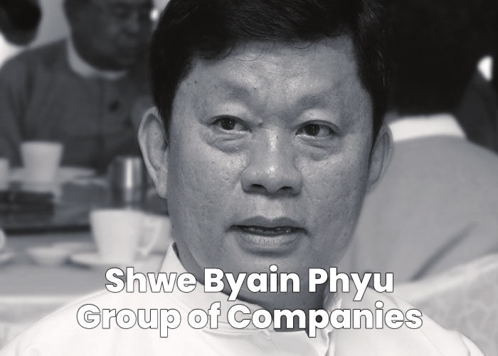 Thein Win Zaw - Shwe Byain Phyu Group of Companies